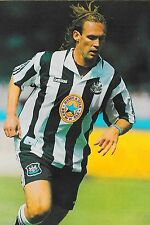 Football Photo DARREN PEACOCK Newcastle United 1995-96