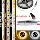5M 5630 5050 3528 3014 SMD 300 600Leds Flexible Led Strip Light Non Waterproof