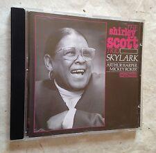 SHIRLEY SCOTT TRIO CD SKYLARK CACD 79705-2 1995 JAZZ