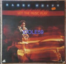 Barry White, let the music play, LP - 33 tours