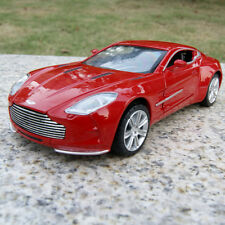 1:32 Toys Model Cars Aston Martin ONE-77 Alloy Diecast Sound & Light Red Gifts