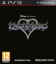 Kingdom Hearts HD 2.5 Remix PS3 Playstation 3 IT IMPORT SQUARE ENIX