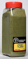 Woodland Scenics Fine Turf Burnt Grass 32 oz T1344