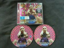 LADY GAGA ARTPOP RARE AUSTRALIAN ONLY DOUBLE CD/DVD!