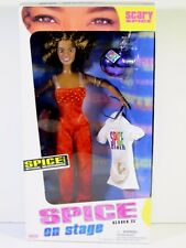 NIB SPICE GIRLS DOLL SCARY SPICE 1998 GALOOB ON STAGE