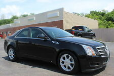 Cadillac: CTS 4dr Sdn w/1S