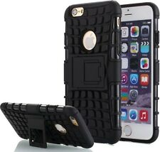 Hybrid Rugged Shockproof Armor Hard Kickstand Case For Apple iPhone 6 (4.6inch)