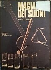 MAGIA DEI SUONI - BECATTI (Fabbri 1978) Ca