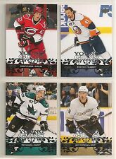 2008-09 UD Young Gun Rookies Lot of 4 Different Mitch Fritz Etc.