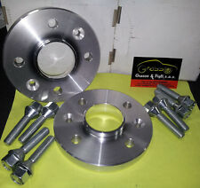 Coppia Distanziali Ruota Fiat Abarth 500 + ss essesse 4x98 16mm Wheel Spacers