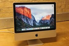 "Apple Imac ""Core 2 Duo"" 2.66 GHz 20"" (principios de 2009)"