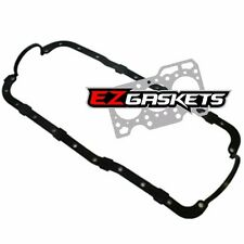Ford Small Block Oil Pan Gasket Molded Rubber 1 piece  351 Windsor 69-95  ***USA