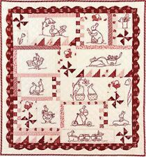 RABBITS PREFER EMBROIDERY PATTERN  Bunny Hill Designs Quilting