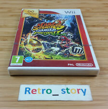 Nintendo Wii Mario Strikers Charged Football NEUF / NEW PAL