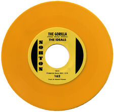 "THE IDEALS  ""THE GORILLA c/w MO GORILLA""  MONSTER 60's CLUB BEAT    LISTEN!"