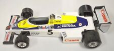 Burago-New Demo from display 1/24 scale Vintage 6105 Williams FW 08C F1 car.Cano
