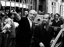 PHOTO LES AVENTURES DE RABBI JACOB - LOUIS DE FUNES FORMAT 20X27 CM