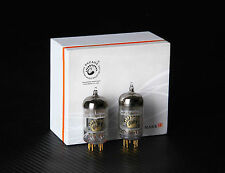 Matched Pair PSVANE Vacuum Tubes 12AX7-T Mark II Premium