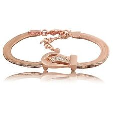Cool Belt Bracelet 18K Rose Gold GP Swarovski Crystal  Fashion Bracelet 485