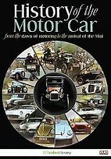 HISTORY OF THE MOTOR CAR DVD Dawn of Motoring to the Arrival of the Mini by Duke