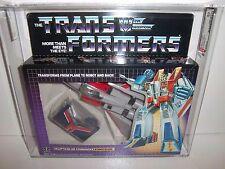1984 Transformers G1 **STARSCREAM** MISB Tape Sealed (B80/W85/F80) AFA 80