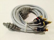Psyclone S VIDEO A/V cable NINTENDO N64 SUPER SNES GAMECUBE COMPLETE GOLD RARE