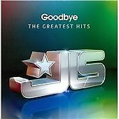J L S CD Album + DVD Set (2013) The Greatest Hits (Goodbye) The Very Best Of JLS