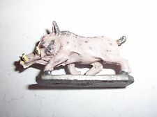 Archive Miniatures Dungeon Nasties 2 Caledonian Boar #630 Vintage D&D Very Rare!