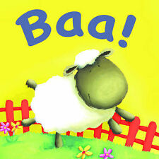 Baa! (Animal Boards), , New Book