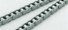#40 Dacromet Corrosion Resistant Roller Chain  With 2 connecting links!