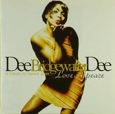 CD - Dee Dee Bridgewater - Love And Peace - A Tribute To Horace Silver - #A3624