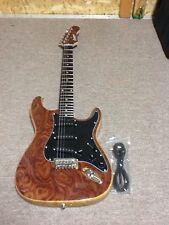 Special Edition Cozart Quilted Maple Strat Style Electric Guitar SST01-926
