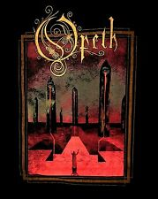 OPETH cd lgo THE TOWERS Official SHIRT Size XL new