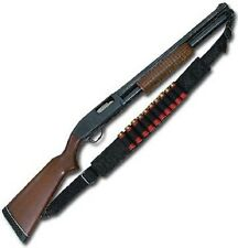 SHOTGUN SLING WITH AMMO LOOPS (100% AMERICAN-MADE QUALITY)