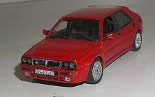 Norev 1/43 Lancia Delta Evo 2 Red 1992