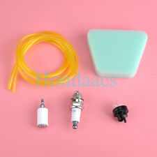Air Filter Fuel Line Filter Snap Primer Bulb Spark Plug Trimmer Craftsman Poulan