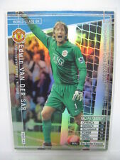 WCCF 06-07 WGK Edwin Van Der Sar Manchester United Holland The Spider Keeper