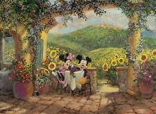 CLEMENTONI DISNEY PUZZLE MINNIE & MICKEY: TUSCAN LOVE JAMES COLEMAN 1000 PCS