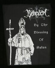 Behexen - By The Blessing of Satan (Fin), Backpatch