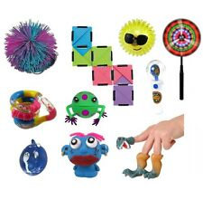 10 pc Bundle for Kids Fidget Toys Stress Relief Fine Motor Autism Special Needs