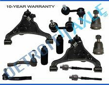 Brand New 12pc Front and Rear Suspension Kit for 2005 - 2012 Nissan Pathfinder