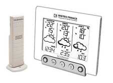 Station METEO FRANCE La Crosse Technology WD4935 blanche