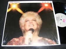 1983 CHRIS CONNOR Live Female Vocal Jazz LP In Shrinkwrap APPLAUSE Label Clean