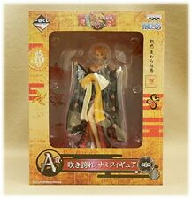 Banpresto One Peace A Award Sakihokore Glow Colors! Nami figure