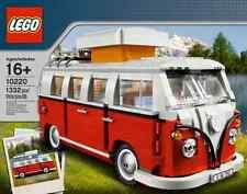 LEGO Exklusiv / Exclusive - 10220 Volkswagen T1 Camper Van - Neu & OVP