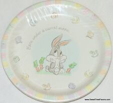 BABY LOONEY TUNES Classic Party Birthday Plates LUNCH Decoration Favors Tweety *