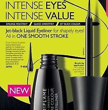 Oriflame jet- black Liquid Eyeliner All in One Smooth Stroke 8 ml