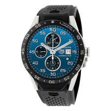 TAG HEUER CONNECTED SAR8A80.FT6045 Black 46mm Smart Watch Fast Ship! Brand New!