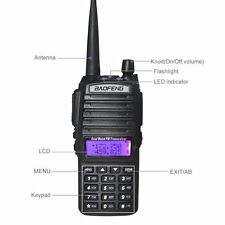 Walkie Talkie UV-82 Dual Band 137-174/400-520MHZ Two-Way Radios BAOFENG UV82