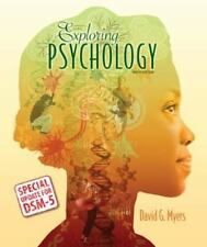 Exploring Psychology with Updates on DSM-5 by Myers, David G.